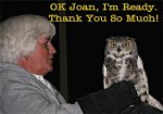 Joan n Liberty Owl