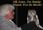 Joan n Liberty Owl